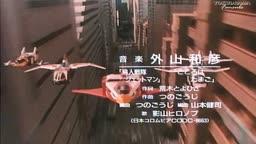 Choujin Sentai Jetman - 12   Tokusatsu   - Anitube