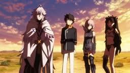 Fate/Grand Order: Zettai Majuu Sensen Babylonia ep 14   Legendado    - Anitube