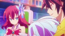 No Game No Life Dublado ep 10  Anime Dublado    - Anitube