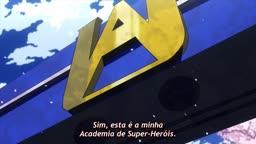 Boku no Hero Academia 4 ep 18